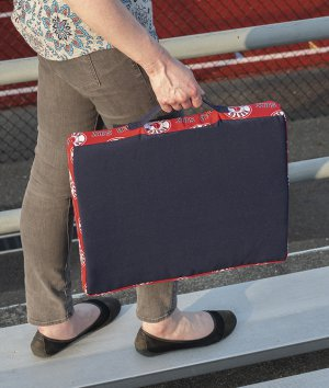 How to Make a Stadium Cushion