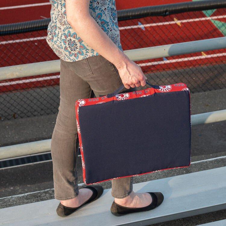 How to Make a Stadium Cushion