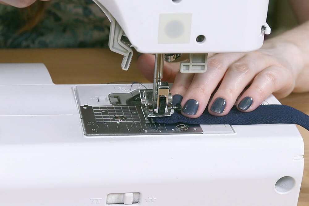 Step 2: Sew the handle