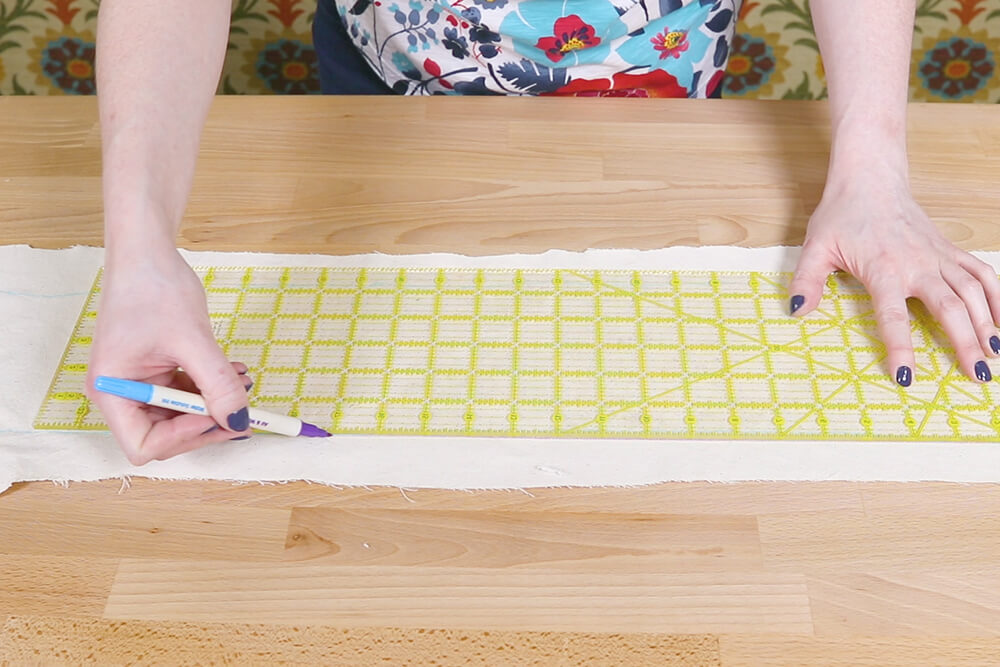 How to Make a Slipcover - Step 4