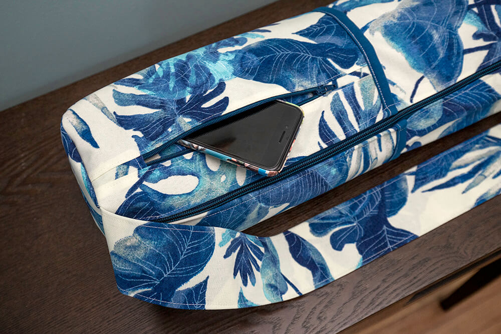 How to Make a Yoga Mat Bag