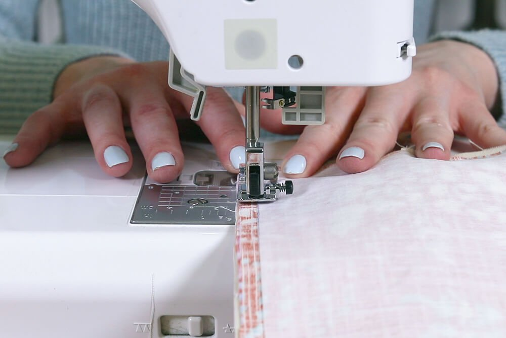 How to Make a Tote Bag with a Zipper - Step 6