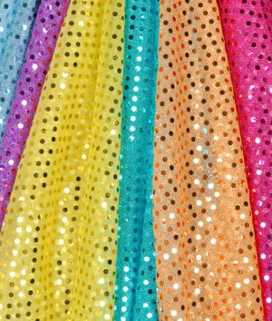 How to Sew Sequin Fabric