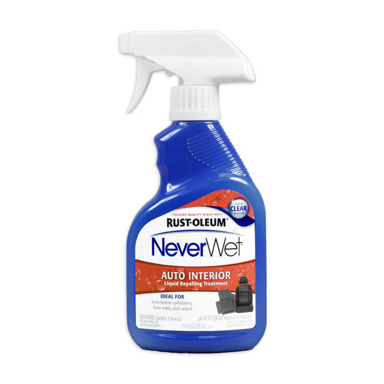 Rust-Oleum NeverWet Auto Interior Liquid Repellent