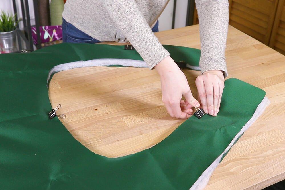 Clip together materials