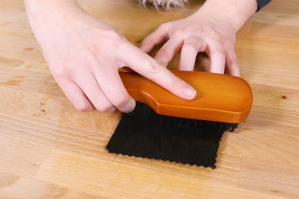 Brush Faux fur