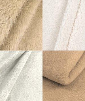 Care Tips for Faux Fur Sherpa Fleece 038 Minky