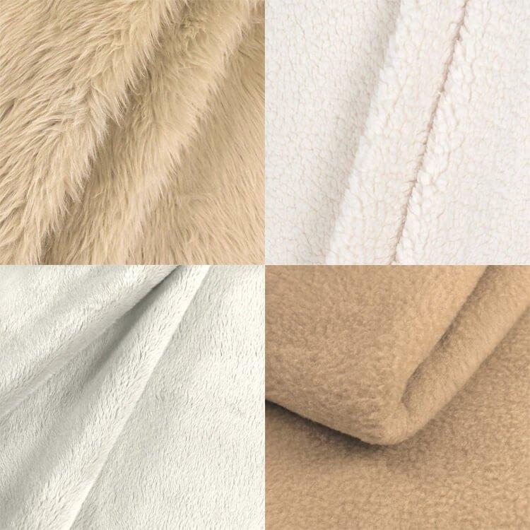 Care Tips for Faux Fur, Sherpa, Fleece & Minky