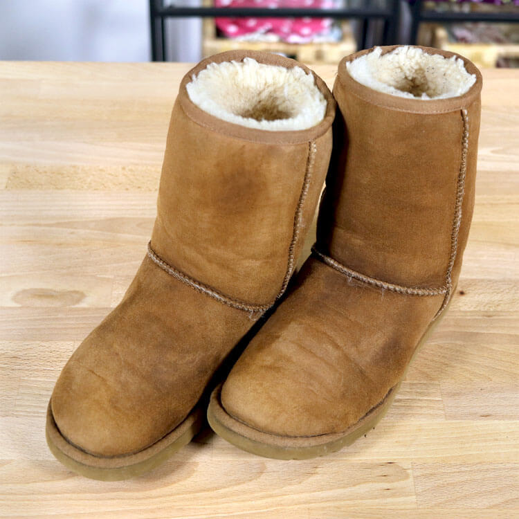 How to Fix Old Ugg Boots