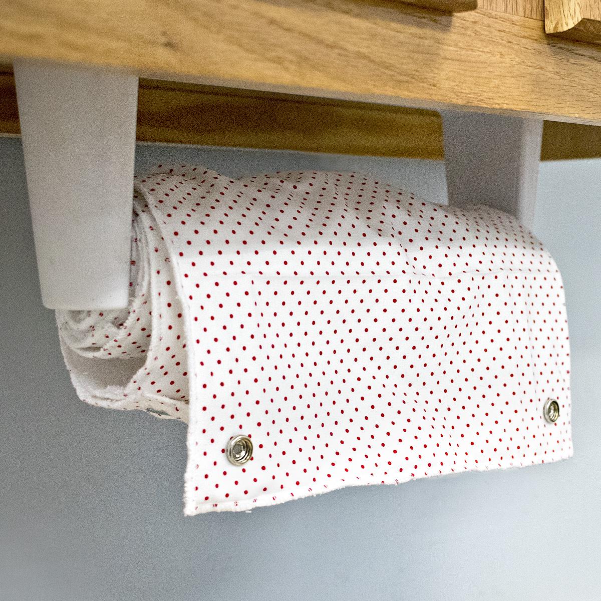 Finished Un-Paper Towels