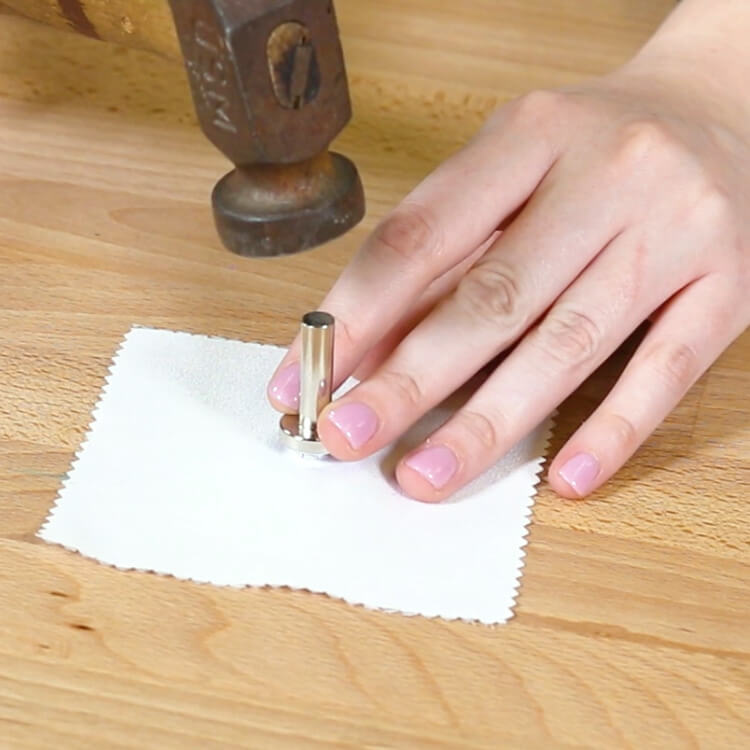 How to Attach Eyelets with a Dritz Eyelet Kit