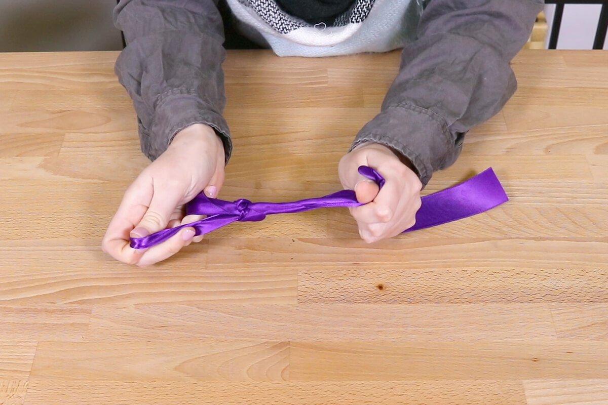 Tie together