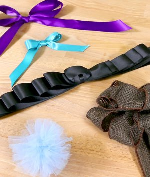 5 Ways to Tie a Bow