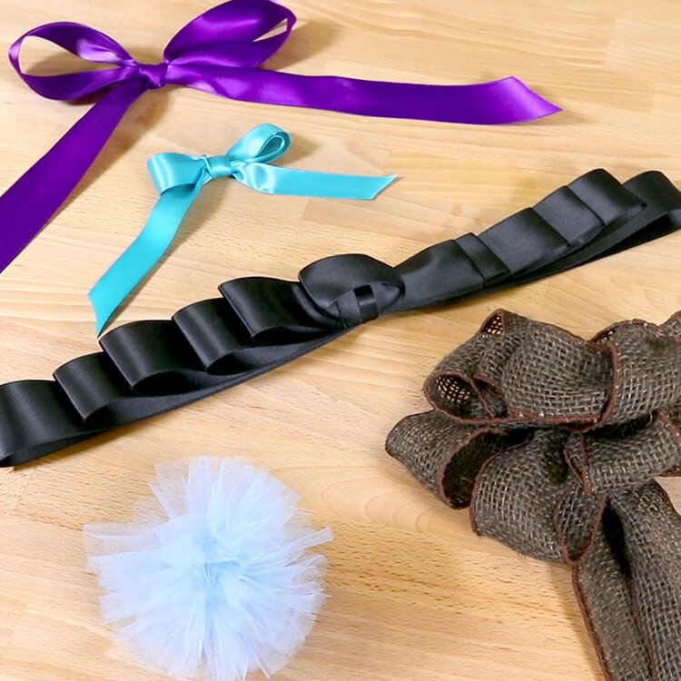 5 Ways to Tie a Bow