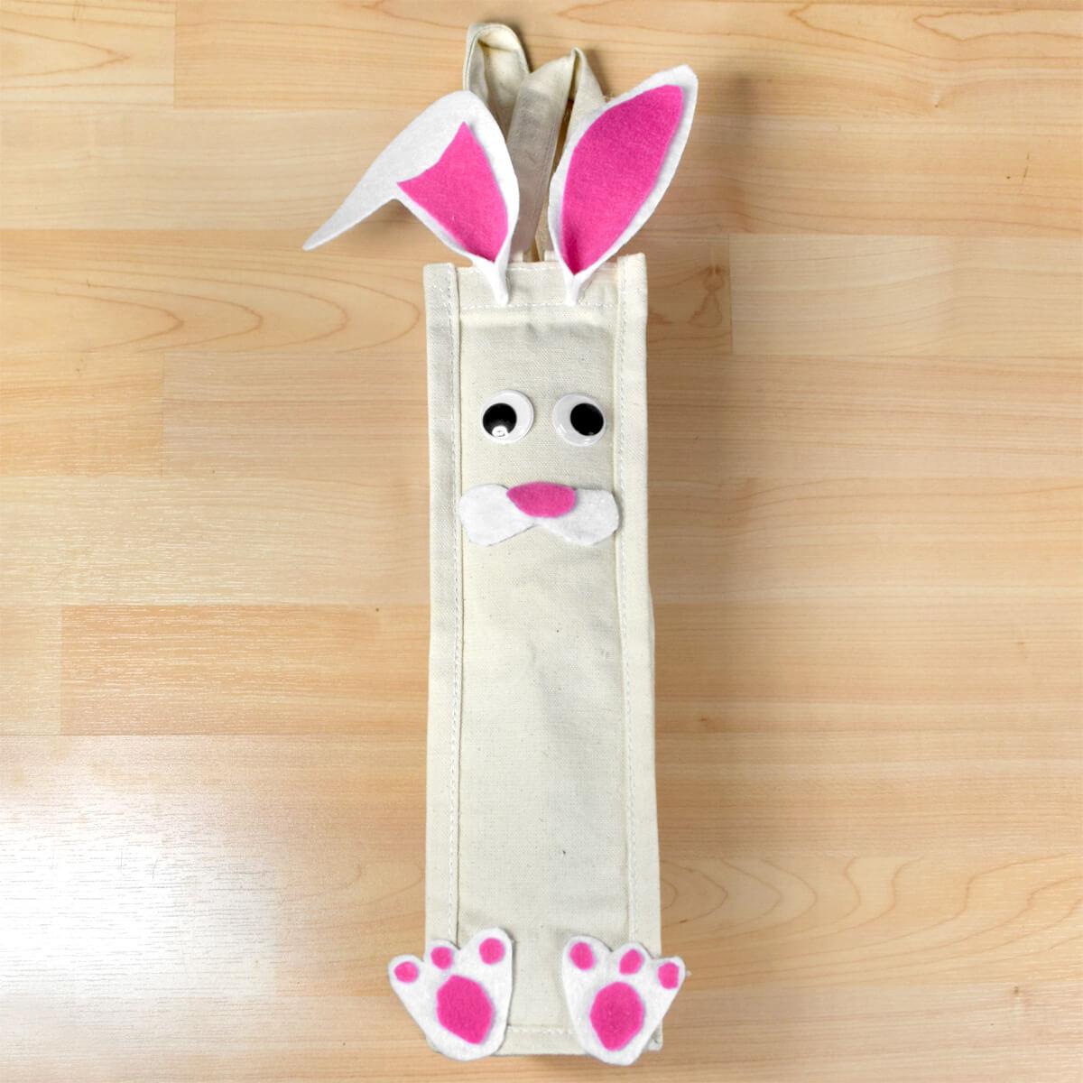 Bunny Wine Bag