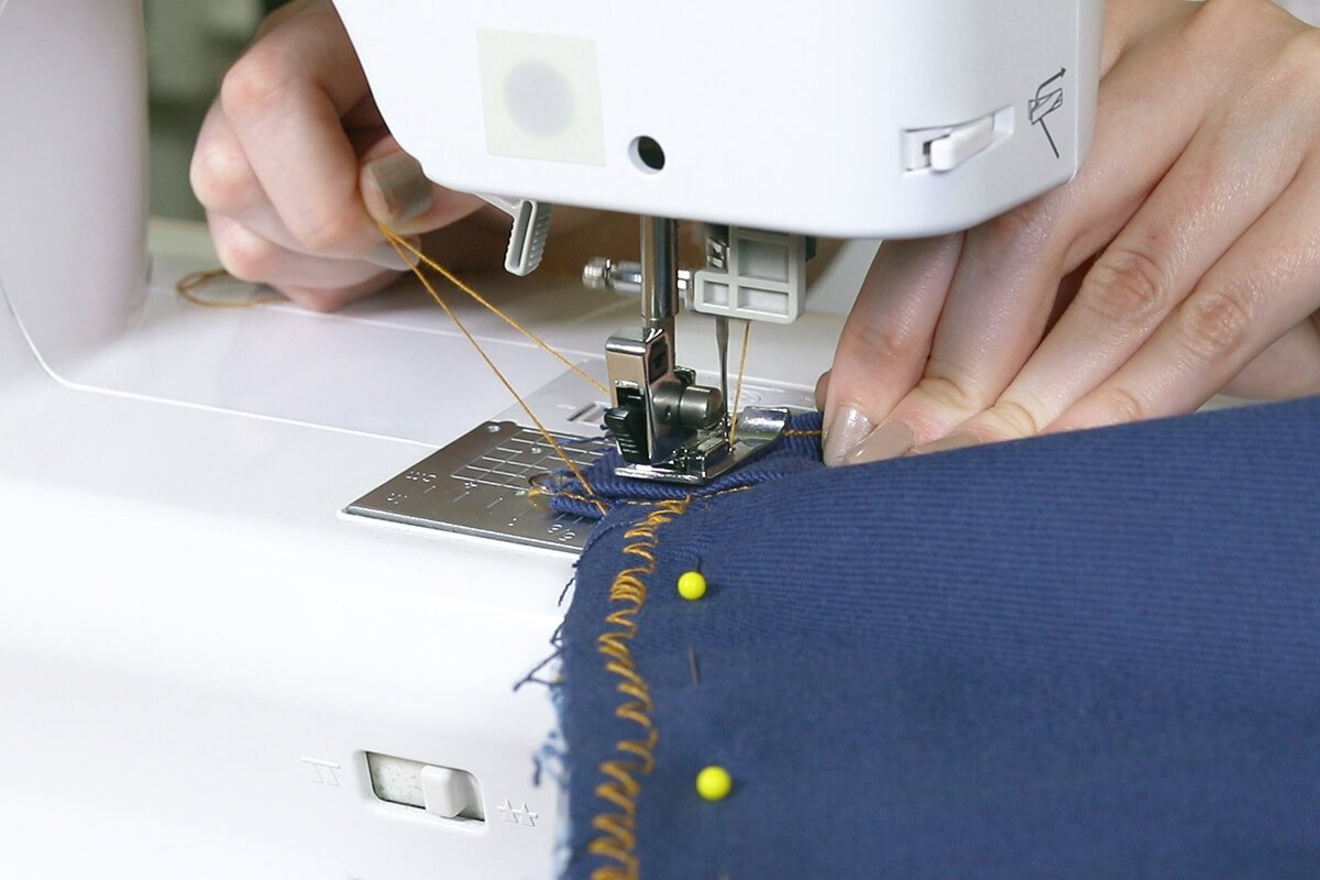 Sew together other size
