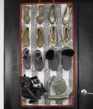 How to Make a Hanging Organizer