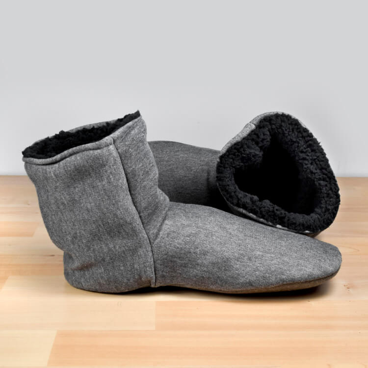 How to Make Slippers