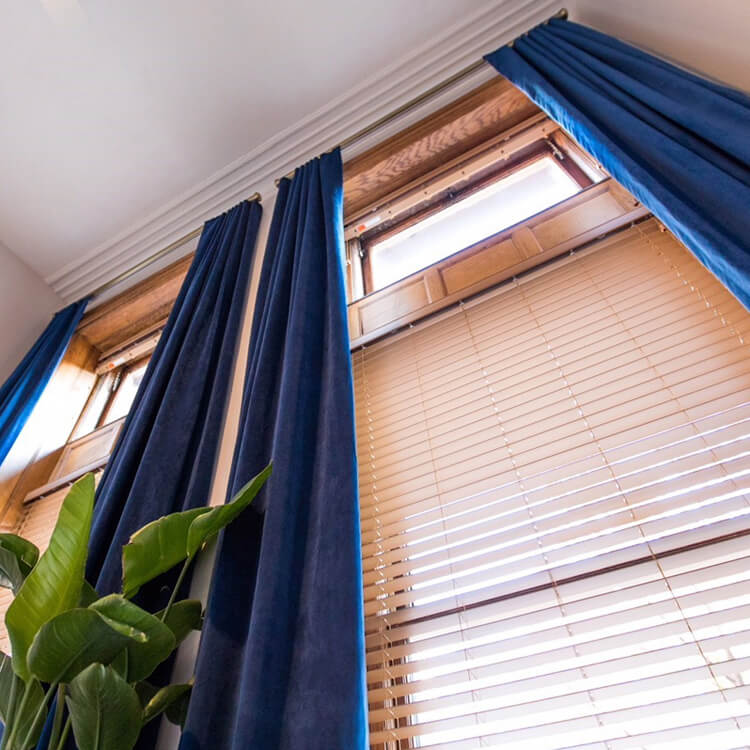 Choosing Fabric for Curtains or Backdrops