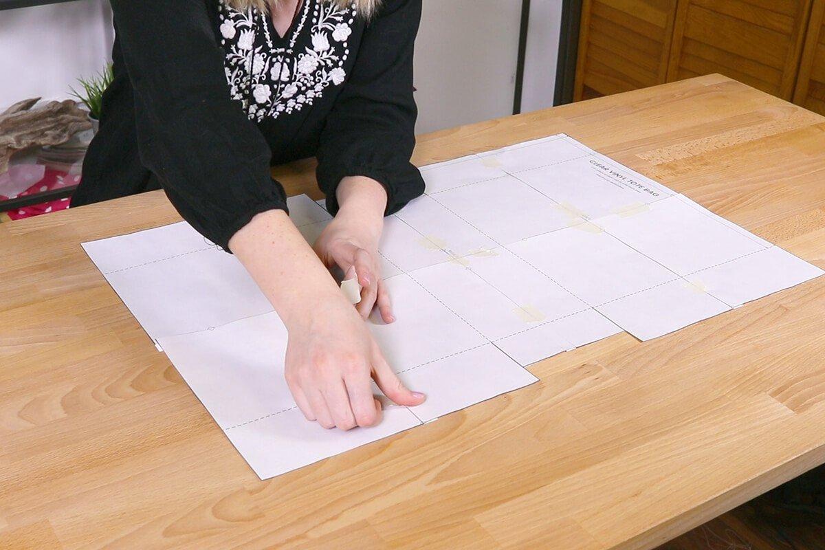 Assemble template