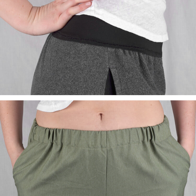 How to Replace an Elastic Waistband