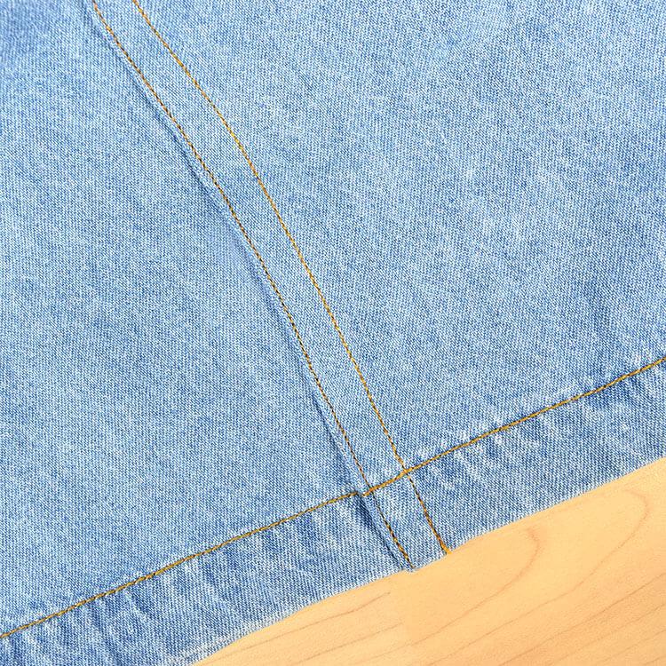How to Sew a Flat Felled Seam