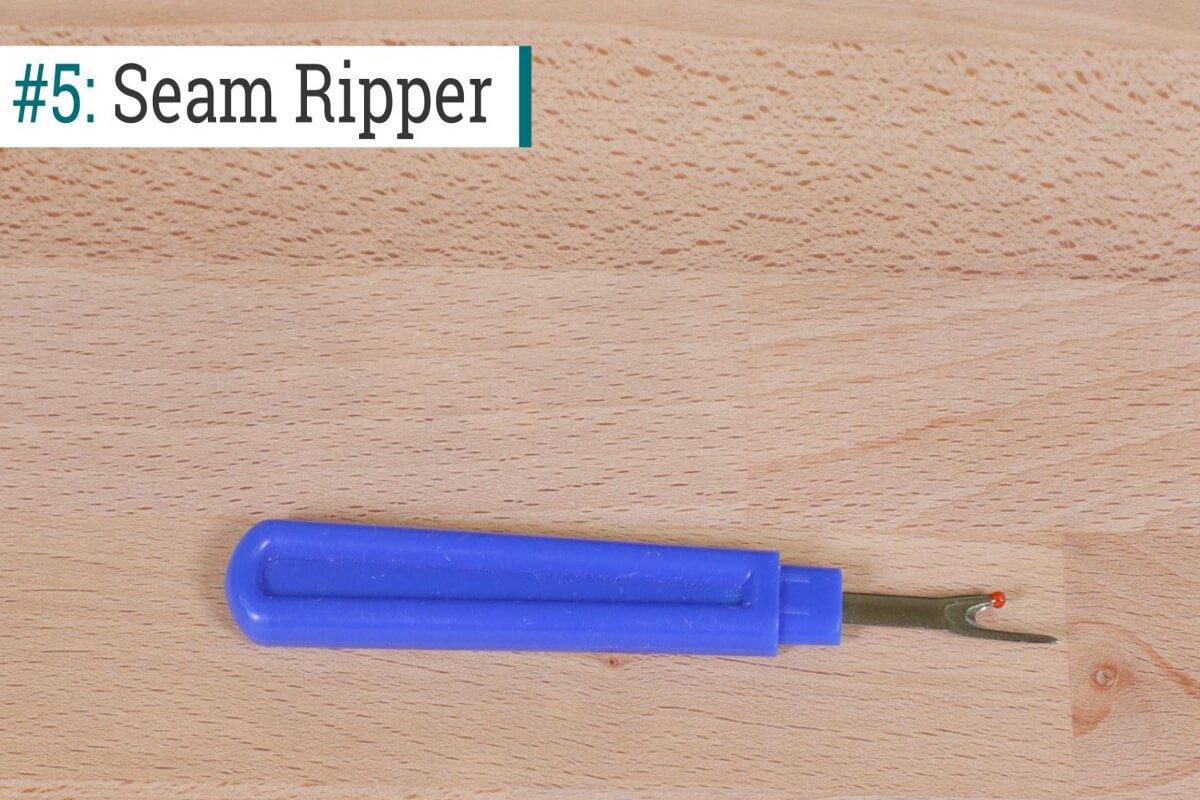 seam-ripper