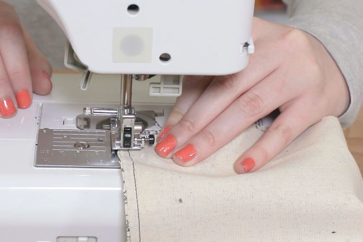 Sew Lining with an Opening