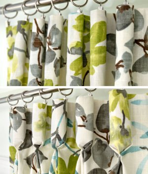 How to Make Goblet Pleat & Cartridge Pleat Curtains