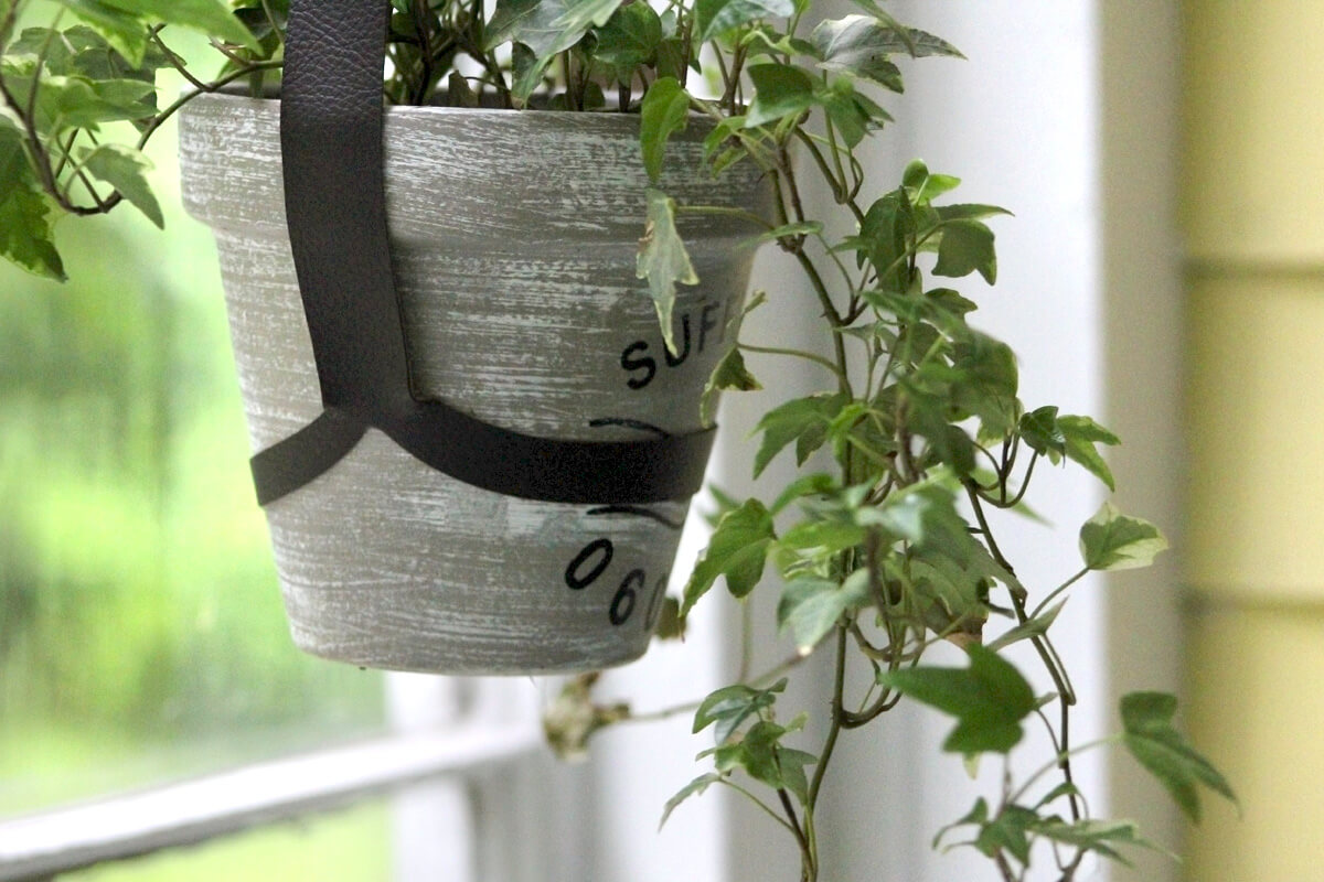 Method #2 Plant Hanger
