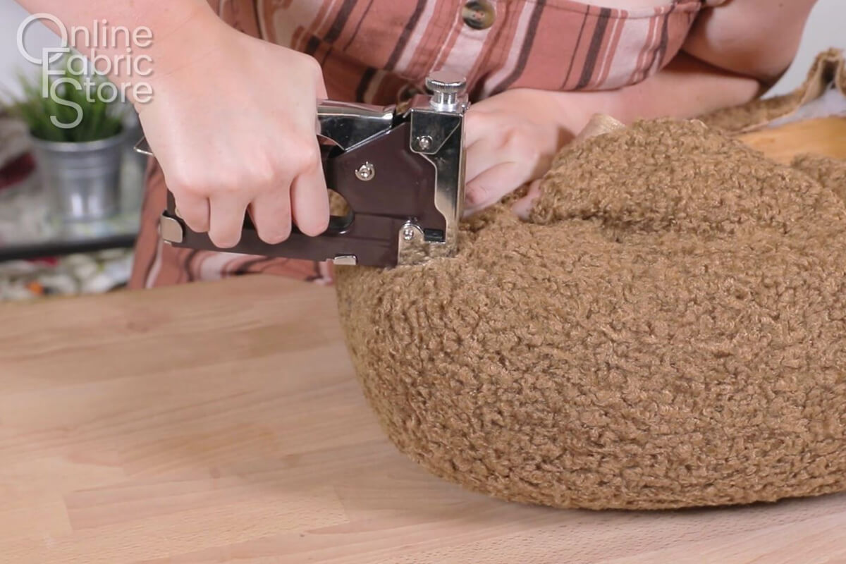 Create a corner fold