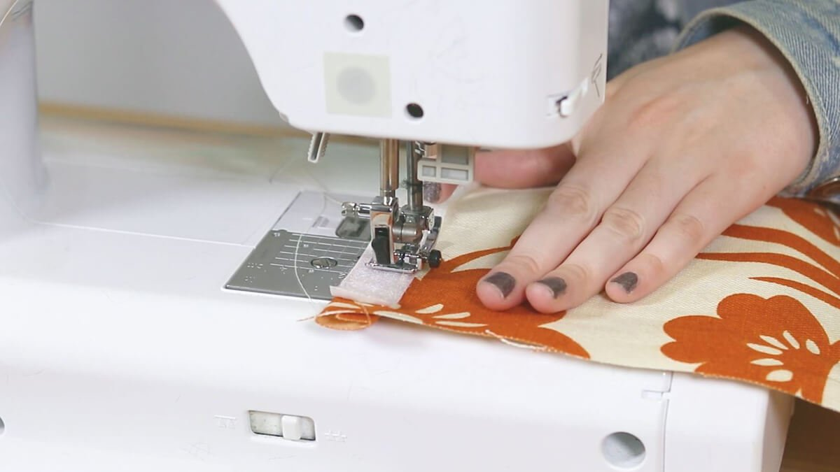 Sew Velcro
