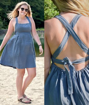 How to Make a Fit and Flare Dress