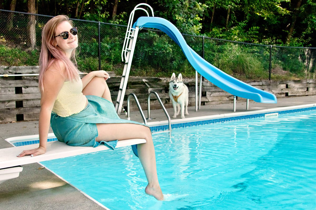 How to Make Bathing Suit Cover-Up Pants