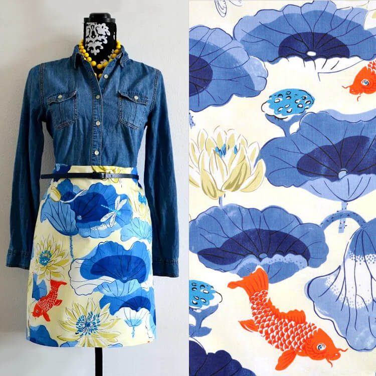 Can You Create Clothing with Home Decor Fabric?