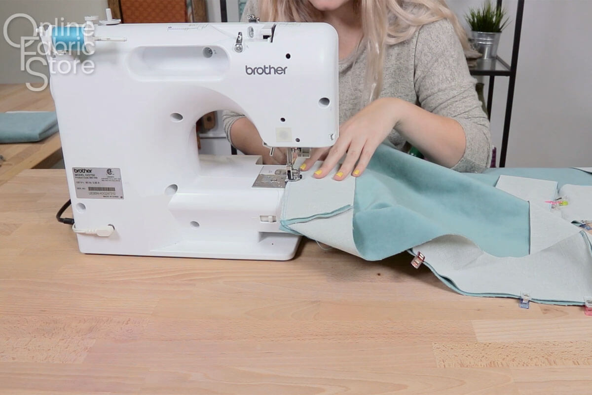 Sew Your Cushion Together