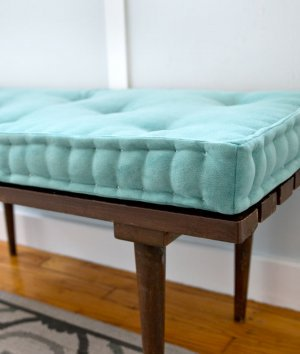 How to Make a French Mattress Cushion