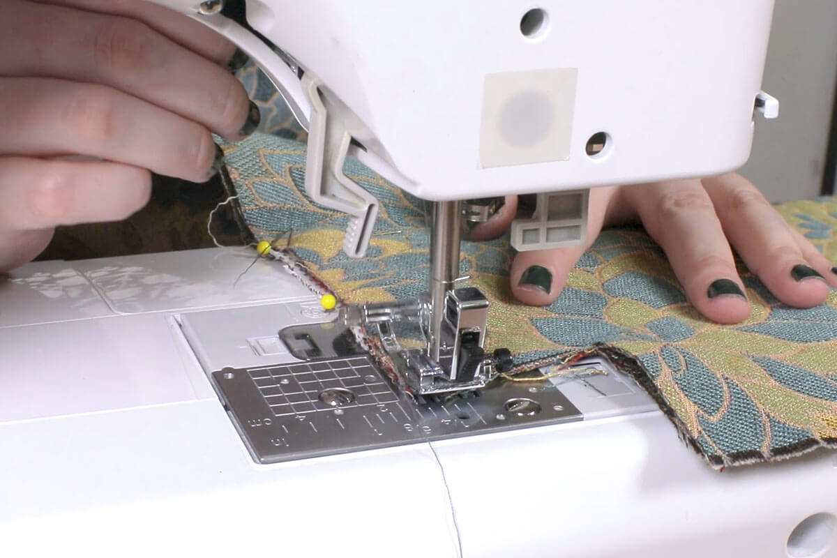 Sew the Short Open End
